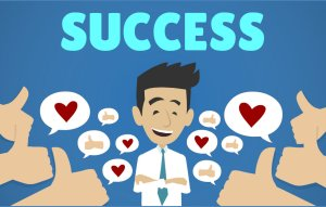 Successful Employee